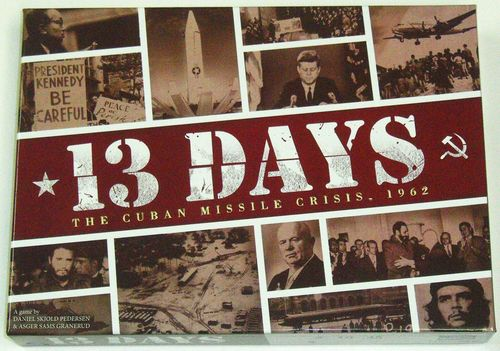 Image of 13 Days - The Cuban Missile Crisis