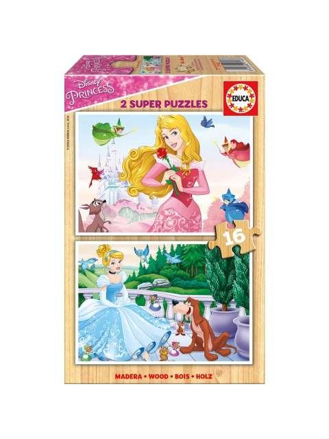 Disney Princesses - 2x16 brikker