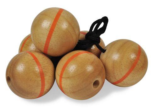 Spin Ladder balls hvid