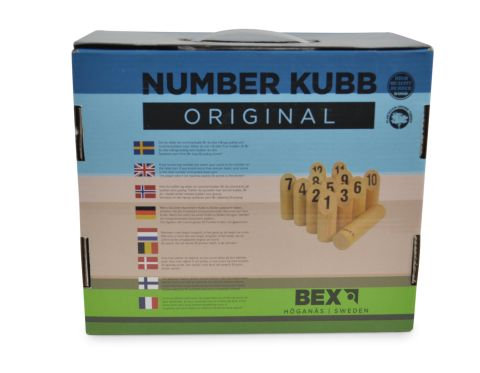 Number Kubb (2)