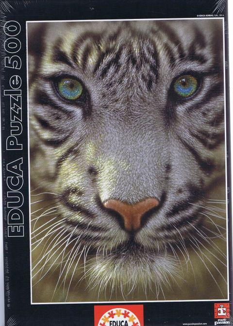 White Tiger, 500 brikker
