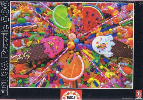 Sweets, 500 brikker