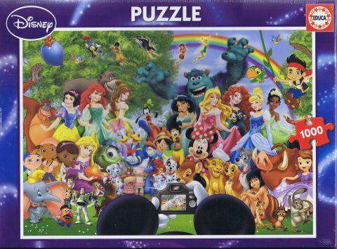 The Marvellous World of Disney, 1000 brikker