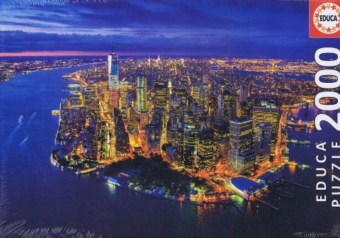 New York aerial view, 2000 brikker (1)
