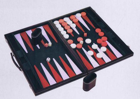Backgammon Vinyl