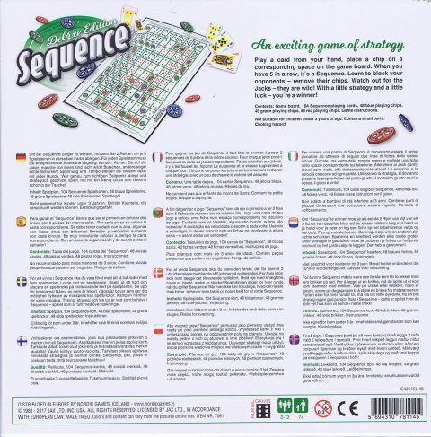 Sequence Deluxe Edition (2)