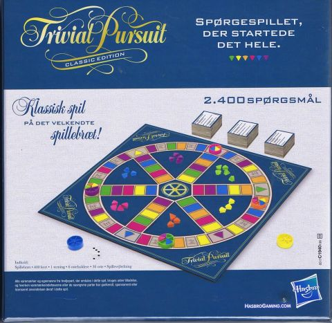 Trivial Pursuit Classic Edition (2)