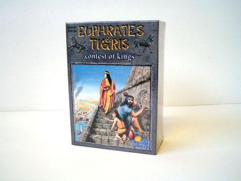 Euphrates & Tigres contest of kings