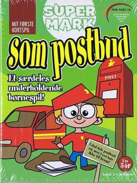 SuperMark som postbud