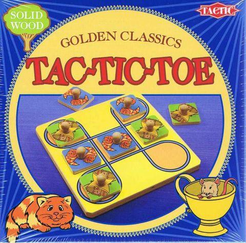 Tac-tic-toe, golden classics