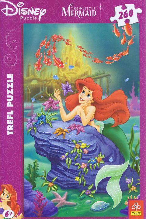 The little Mermaid, 260 brikker