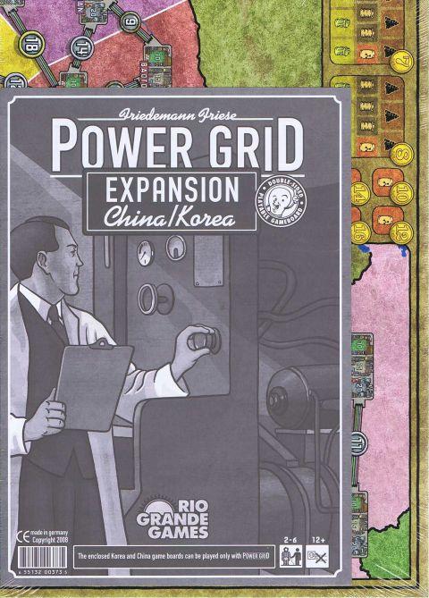 Power Grid, China - Korea