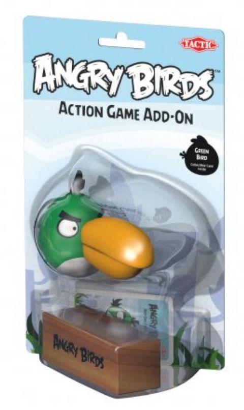 Angry Birds, Green Bird