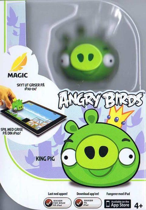 Angry Birds, iPad