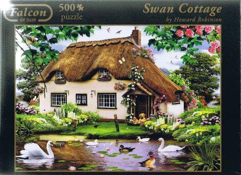 Swan Cottage, 500 brikker