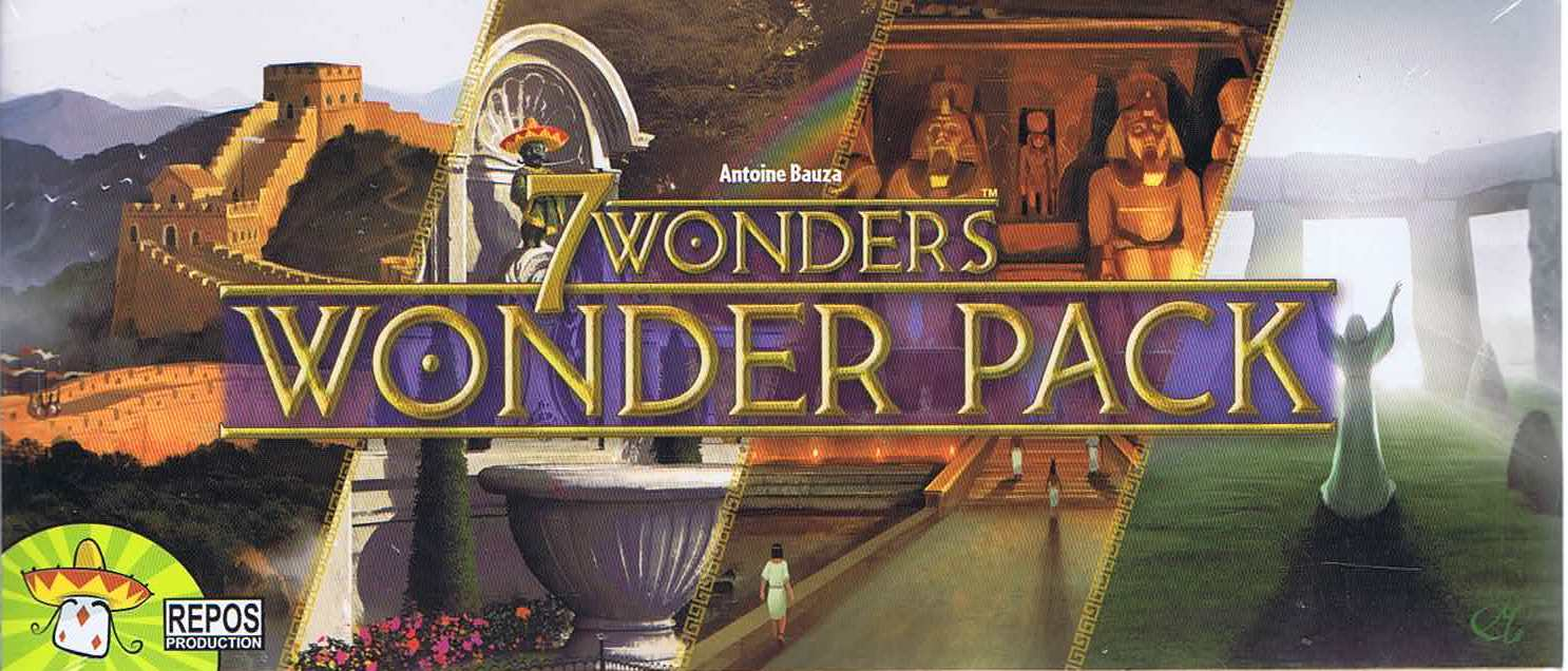 Image of 7 Wonders: Wonder Pack