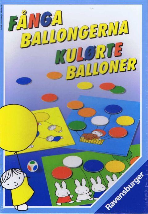 Kulørte Balloner