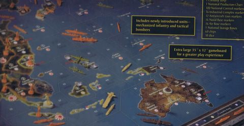 Axis & Allies, Pacific 1940, Second Edition (2)