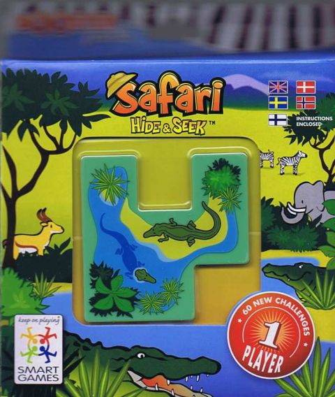 Hide & Seek Safari, Booster pack (1)