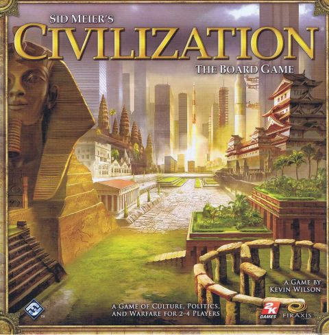 Civilization, the board game (1)