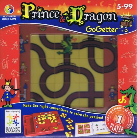 Prince & Dragon, GoGetter (1)