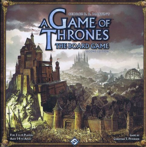 A Game of Thrones: The Board Game 2nd edition (1)