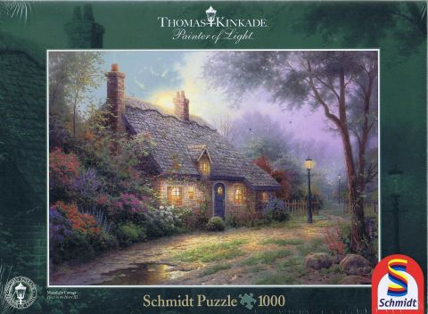 Moonlight Cottage, 1000 brikker (1)
