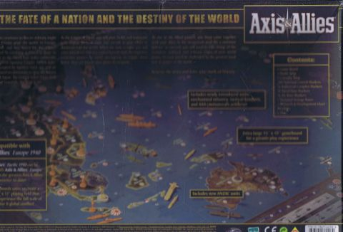 Axis & Allies, Europe 1940, second edition (2)