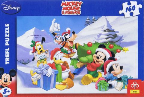 Mickey Mouse & Friends, 160 brikker (1)