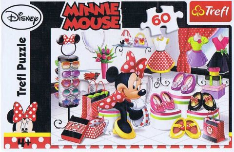 Minnie Mouse, 60 brikker (1)