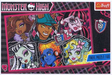 Monster High, 160 brikker (1)