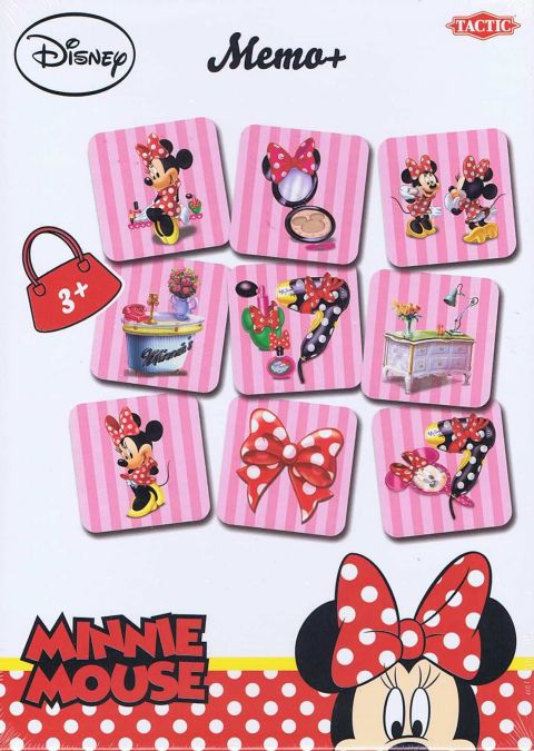Memo+, Minnie Mouse (1)