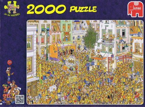 Celebrate the Inauguration, 2000 brikker