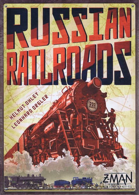 Russian Railroads (1)
