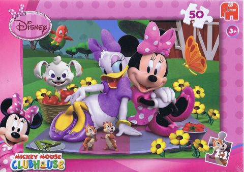 Mickey Mouse clubhouse, 50 brikker
