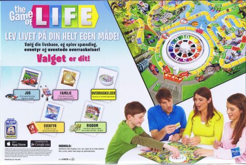 The Game of Life (2)
