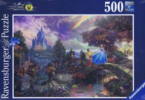 Cinderella Wishes, 500 brikker (1)
