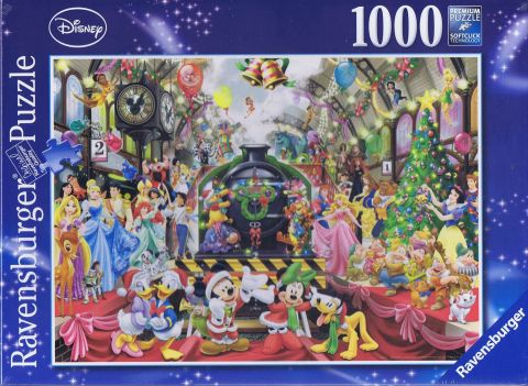 All aboard for Christmas, 1000 brikker (1)