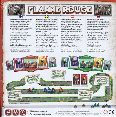 Flamme Rouge (2)