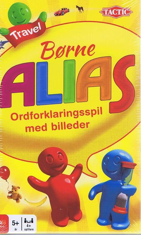 Image of Alias børn, Rejse