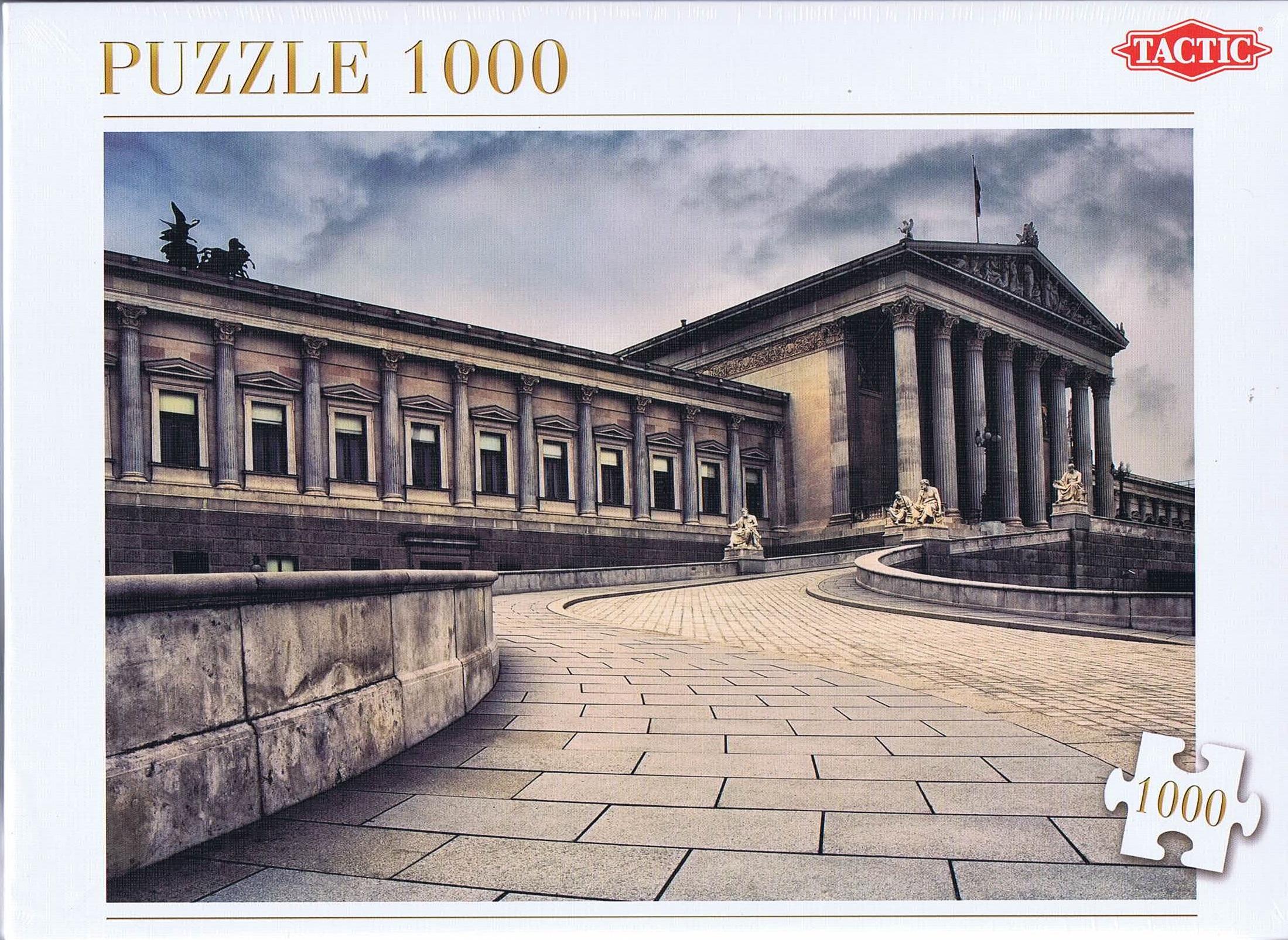 Vienna - 1000 brikker