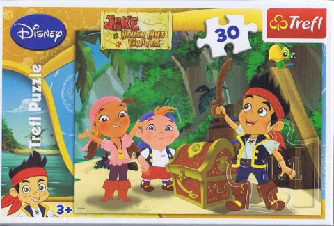 Jake neverland Pirates, 30 brikker (1)