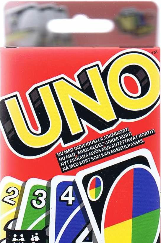 Uno - dansk image