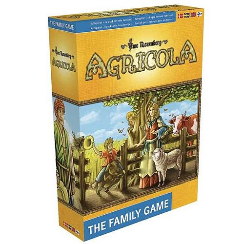 Image of Agricola Family - dansk