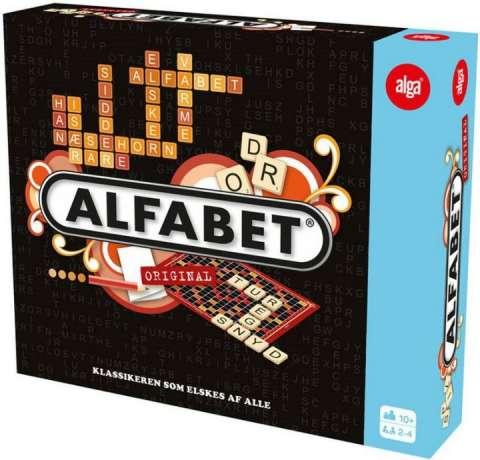 Image of   Alfabet