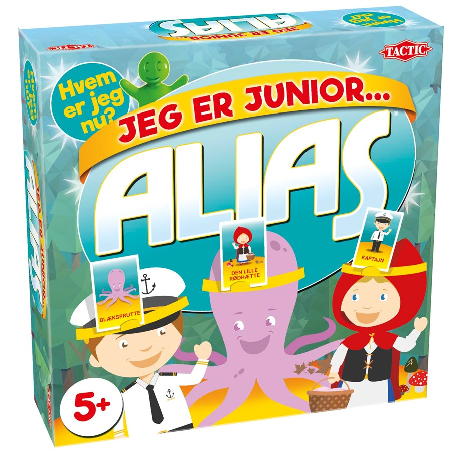 Image of Alias: Jeg er... - Junior