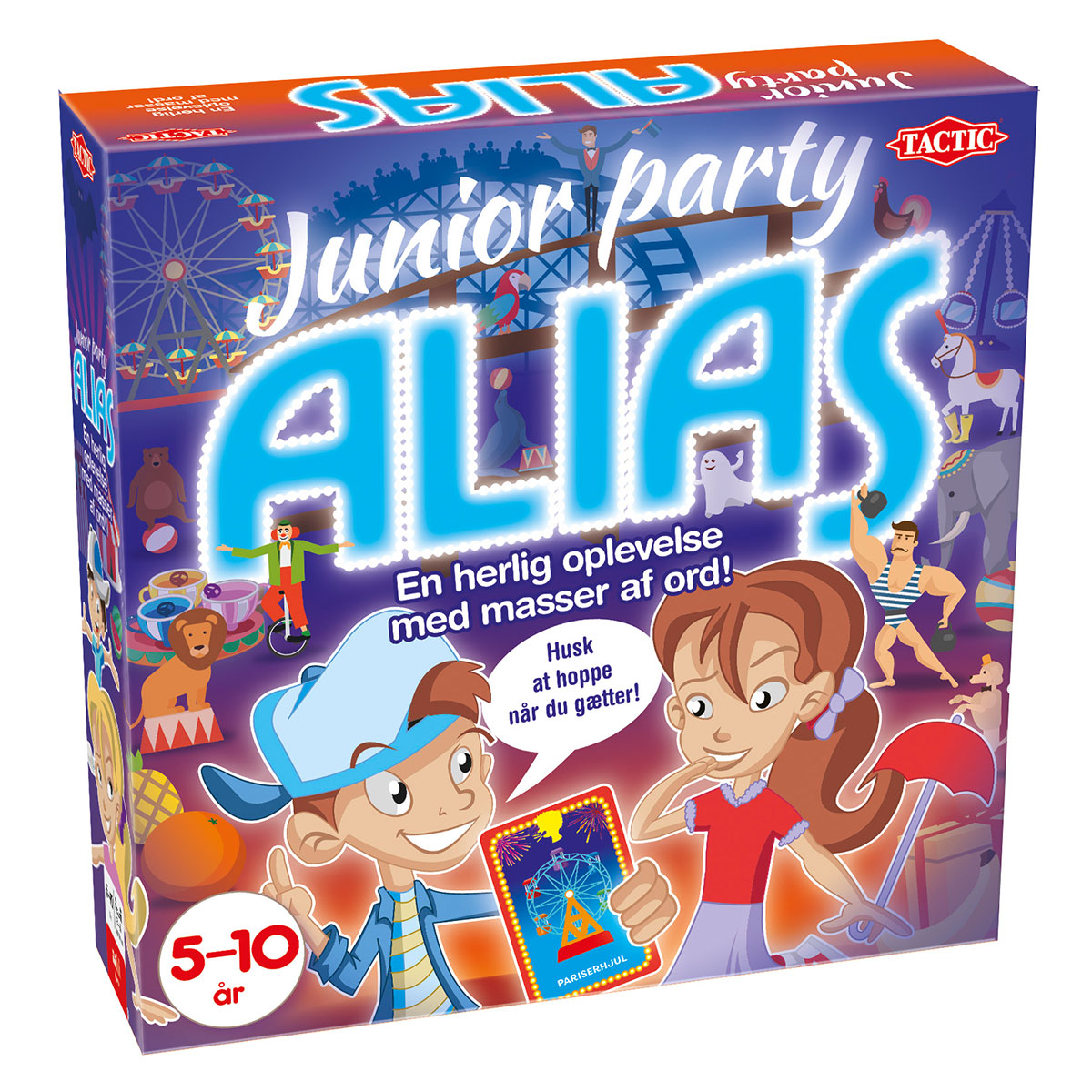 Image of Alias: Junior Party