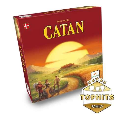 Settlers fra Catan - grundspillet