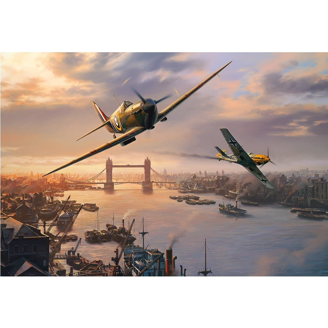 Spitfire Skirmish - 500 brikker
