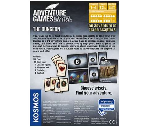 Adventure Games: The Dungeon (2)